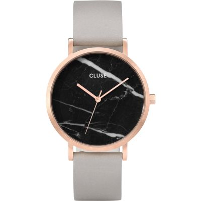 Ladies Cluse La Roche Rose Gold Watch CL40006