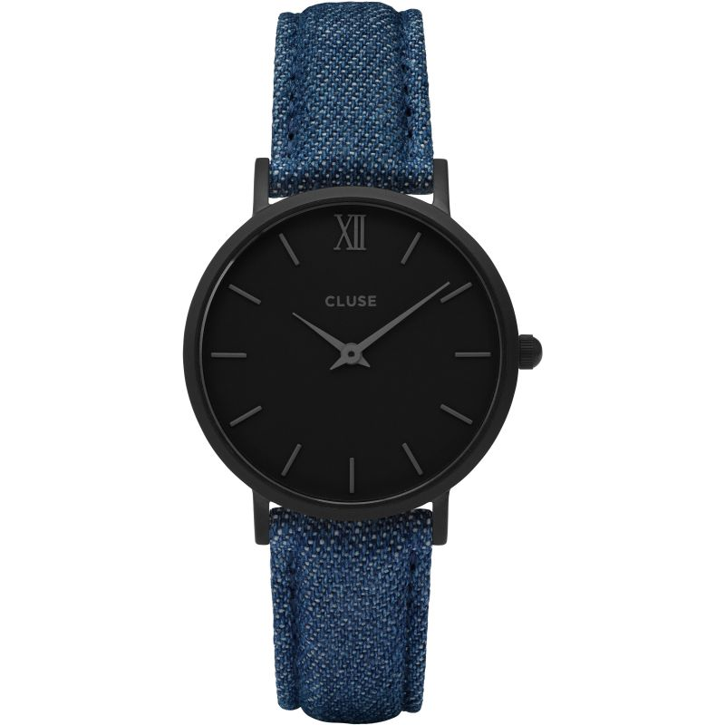 Ladies Cluse Minuit Full Black Watch CL30031