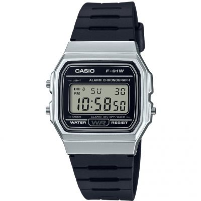 Montre Chronographe Unisexe Casio Classic Collection F-91WM-7AEF