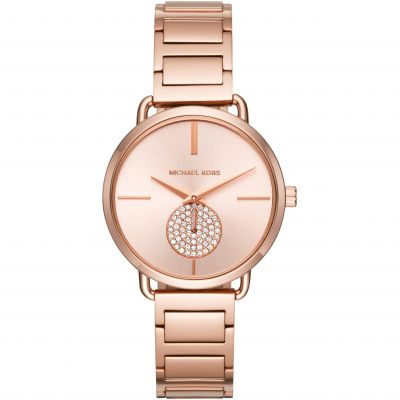 Ladies Michael Kors Portia Watch MK3640
