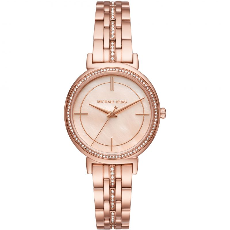 Ladies Michael Kors Cinthia Watch MK3643