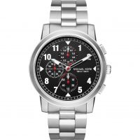 Mens Michael Kors Paxton Chronograph Watch MK8549