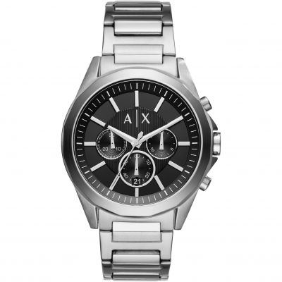 Armani Exchange Herrenchronograph in Silber AX2600