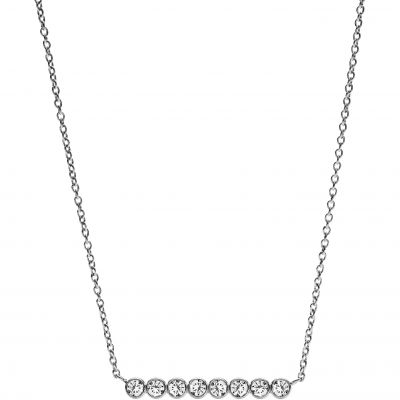 Fossil Dames Glitz Necklace Verguld Zilver JF02589040