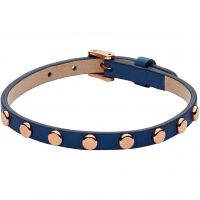 Ladies Fossil Rose Gold Plated Iconic Bracelet JF02570791