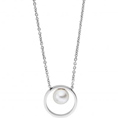Ladies Skagen Stainless Steel Agnethe Necklace SKJ0973040