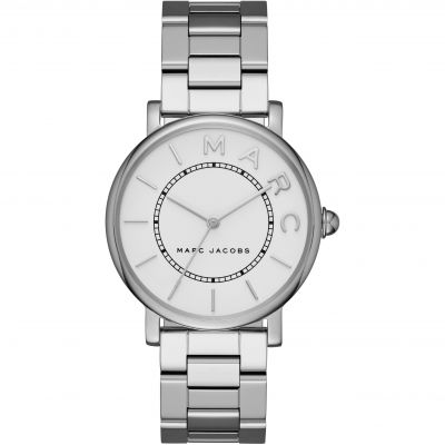 Marc Jacobs Classic Damenuhr in Silber MJ3521