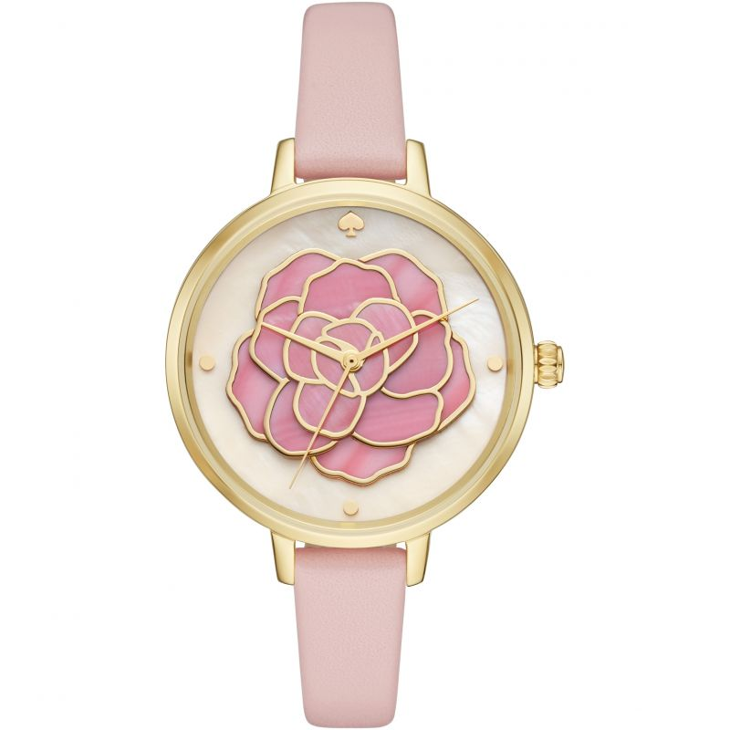 Ladies Kate Spade New York Metro Rose Watch