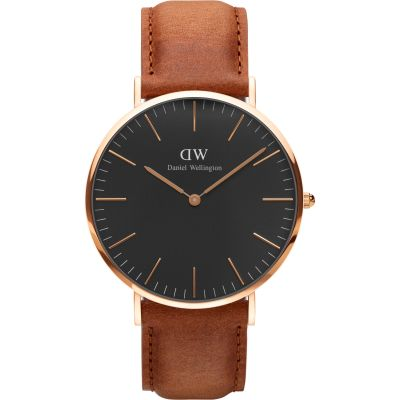 Unisex Daniel Wellington Classic Black Durham Watch 40mm Watch DW00100126