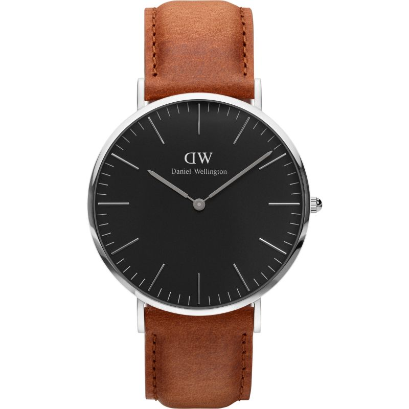 Unisex Daniel Wellington Classic Black Durham Watch 40mm Watch DW00100132