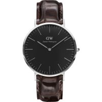 Unisex Daniel Wellington Classic Black York Watch 40mm Watch DW00100134