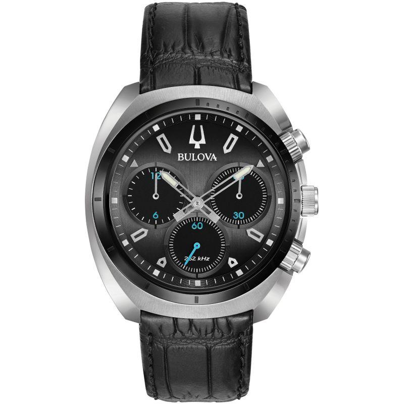 Mens Bulova Sport CURV Chronograph Watch