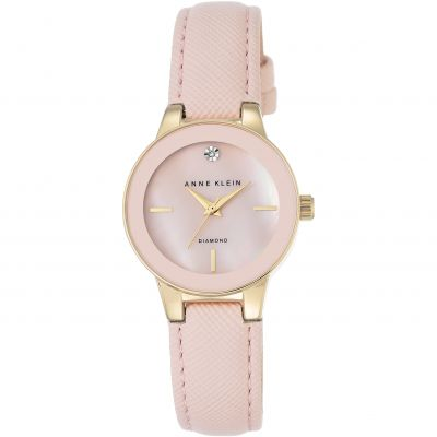 Ladies Anne Klein Chloe Diamond Watch AK/N2538PMLP