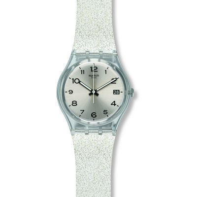 Unisex Swatch Silverblush Watch GM416C