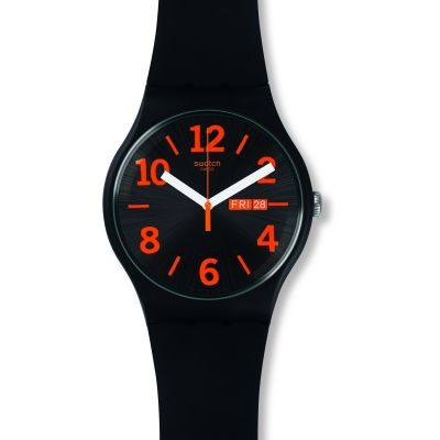 Unisex Swatch Orangio Watch SUOB723