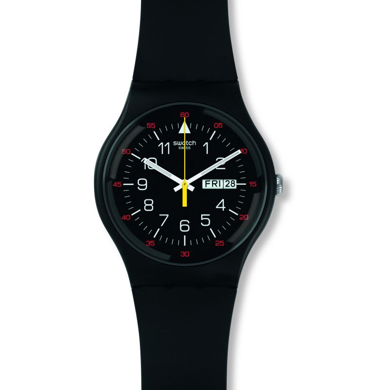 Unisex Swatch Yokorace Watch SUOB724