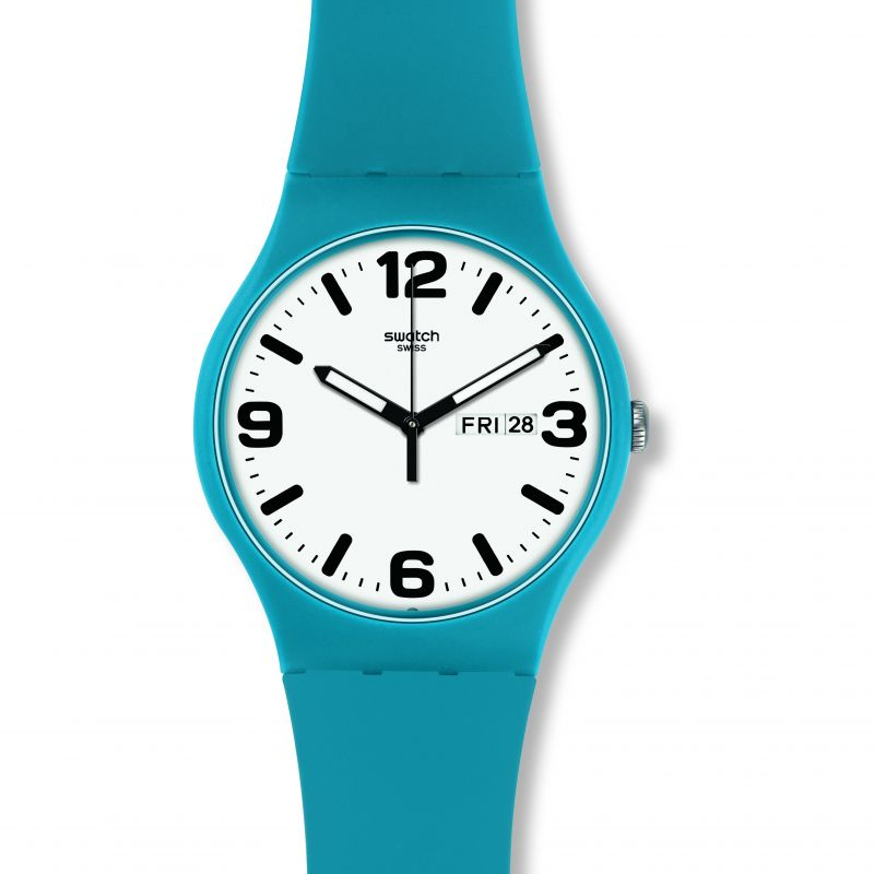 Unisex Swatch Costazzurra Watch SUOS704
