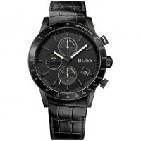 Mens Hugo Boss Rafale Chronograph Watch 1513389