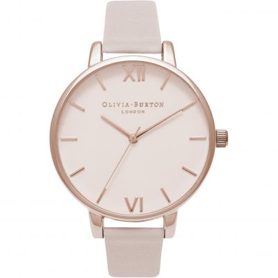 Big Dial Blush Dial & Rose Gold Watch