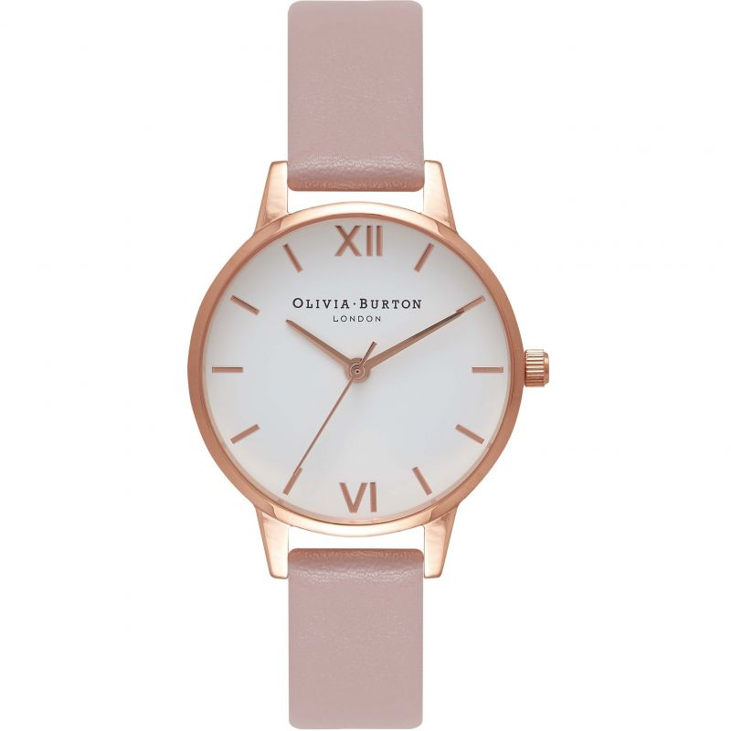 Vegan Friendly Rose & Rose Gold Watch