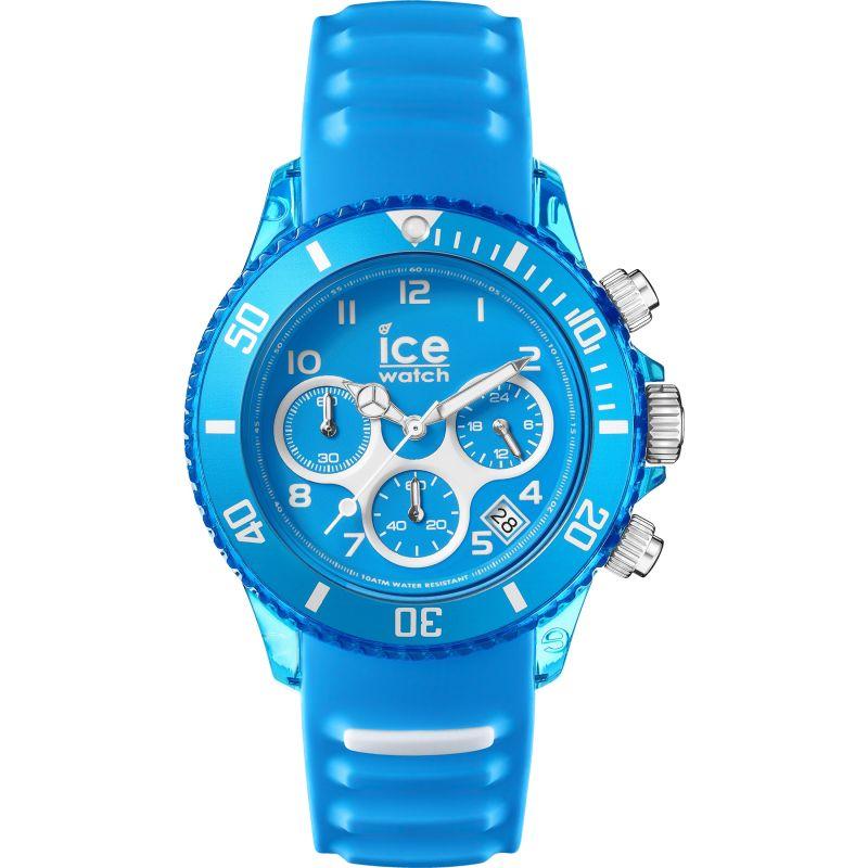 Mens Ice-Watch Aqua Chronograph Watch