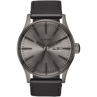 Montre Homme Nixon The Sentry Leather A105-1531
