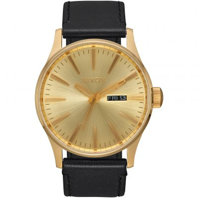 Montre Homme Nixon The Sentry Leather A105-510