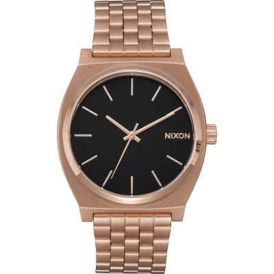 Nixon The Time Teller Unisexklocka Rosa A045-2598