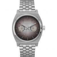 Unisex Nixon The Time Teller Deluxe Watch