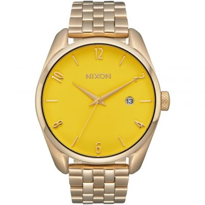 Nixon The Bullet Dameshorloge Goud A418-2627