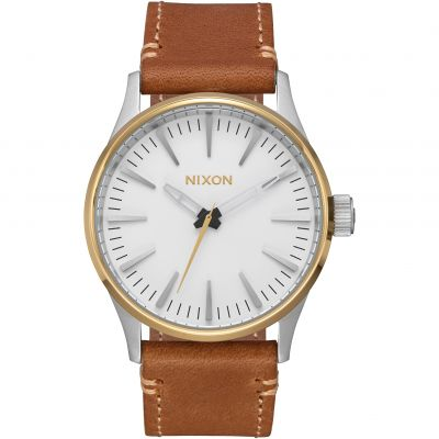Montre Homme Nixon The Sentry 38 Leather A377-2548