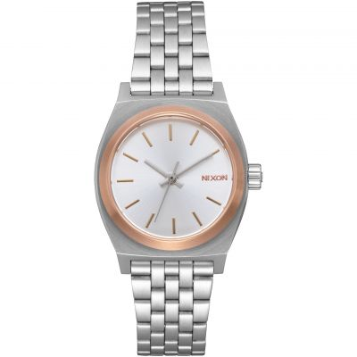 Ladies Nixon The Time Teller Watch A399-2632