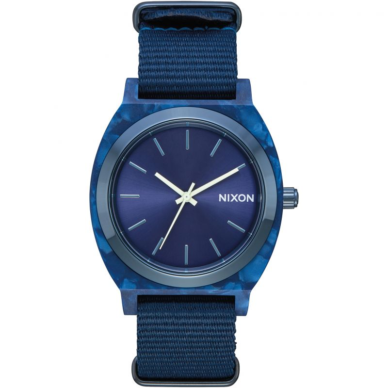 Unisex Nixon The Time Teller Acetate Watch A327-2490