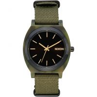 Unisex Nixon The Time Teller Acetate Watch A327-2619