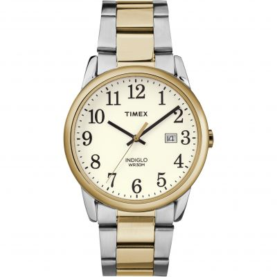 Timex Classic Easy Reader Herrenuhr in Zweifarbig TW2R23500