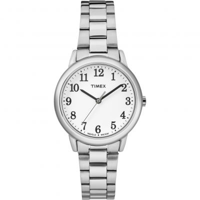 Timex Easy Reader Dameshorloge Zilver TW2R23700