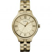 Ladies Timex Main Street Watch TW2R28100