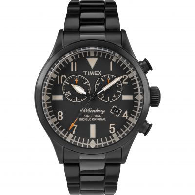 Mens Timex The Waterbury Chronograph Watch TW2R25000