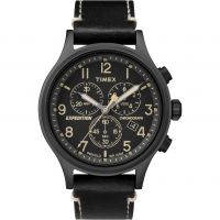 Mens Timex Expedition Chronograph Watch TW4B09100