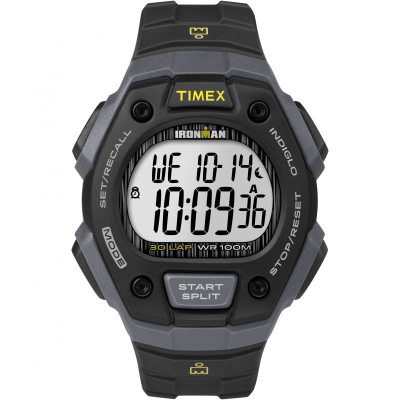 Mens Timex Ironman Alarm Chronograph Watch TW5M09500
