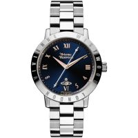 Ladies Vivienne Westwood Bloomsbury Blue Watch VV152NVSL