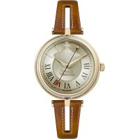 Ladies Vivienne Westwood Farringdon Watch VV168GYTN