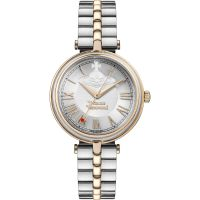 Ladies Vivienne Westwood Farringdon Watch VV168RSSL