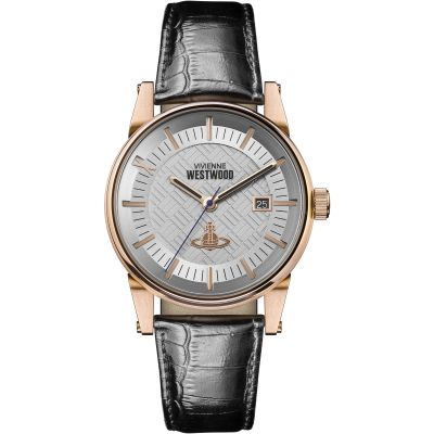 Mens Vivienne Westwood The Finsbury II Watch VV065SWHBK