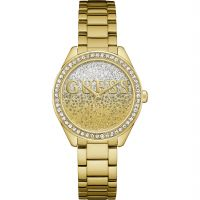 Ladies Guess Glitter Girl Watch W0987L2