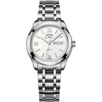 Mens Rotary Swiss Made Legacy Day Date Watch GB90173/01