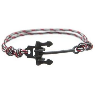 Mens Icon Brand Base metal Alton Bracelet LE1173-BR-RED
