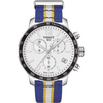 Zegarek męski Tissot Quickster NBA Golden State Warriors Special Edition T0954171703715