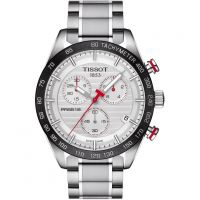 Mens Tissot PRS516 Chronograph Watch T1004171103100