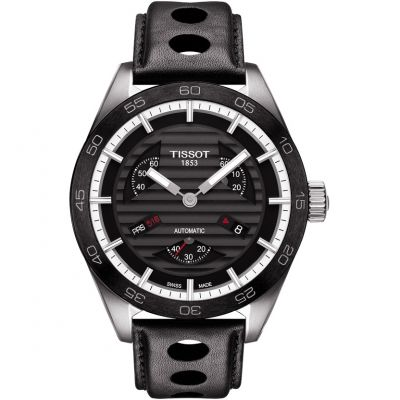 Tissot T-Sport PRS516 Small Second Herrenuhr in Schwarz T1004281605100